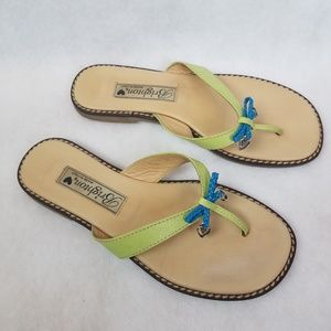 Brighton Ofelia Thong Sandals